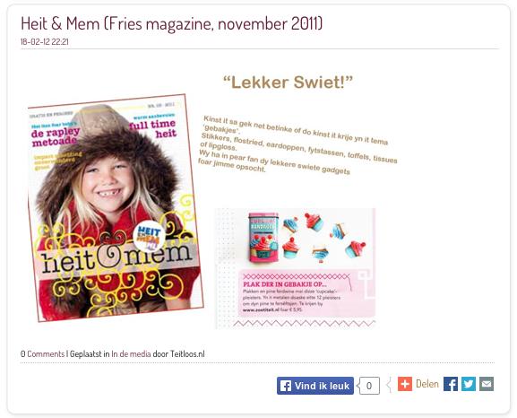 heit en mei november 2011