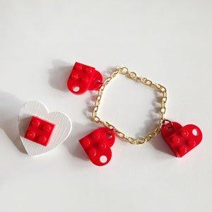 Lego Jewelry