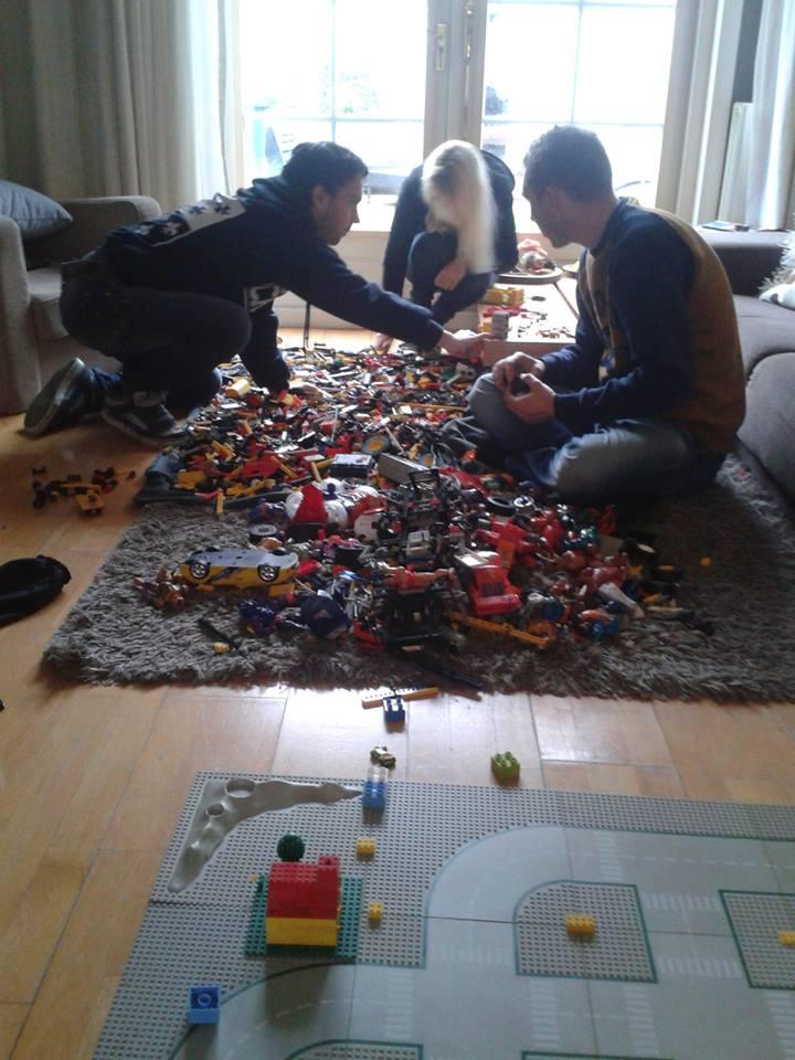 Lego Middag voor Volwassenen ;)