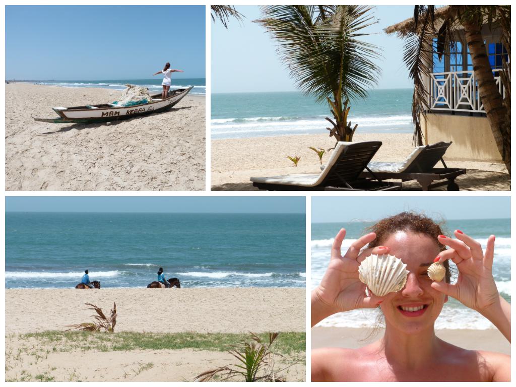 gambia beach blog