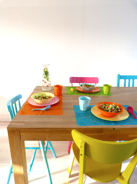 kokossoep hellofresh gedekte tafel