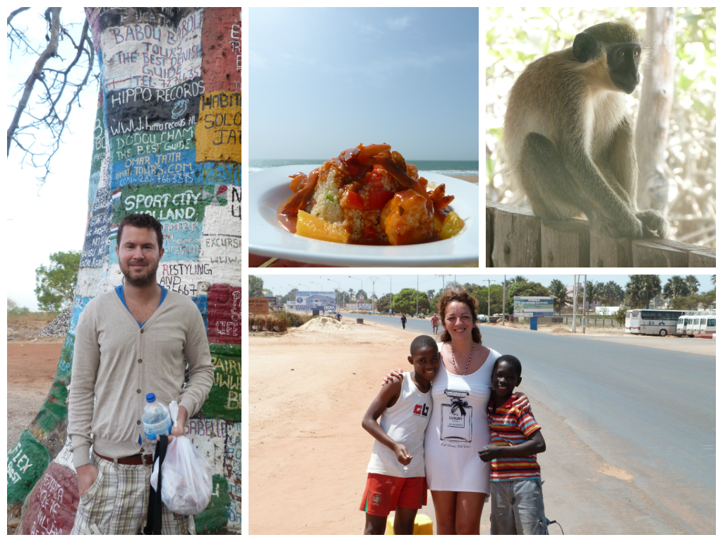 gambia collage 3