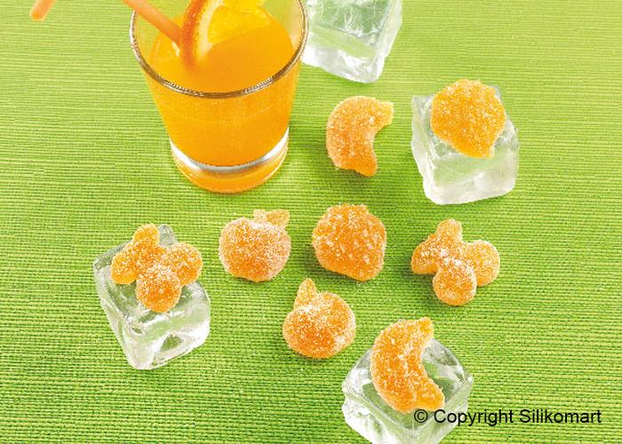 silikomart tutti frutti candy
