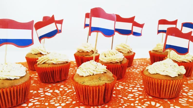 bitterballen cupcakes samen