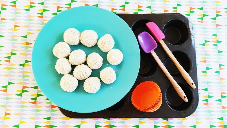 bitterballen cupcakes