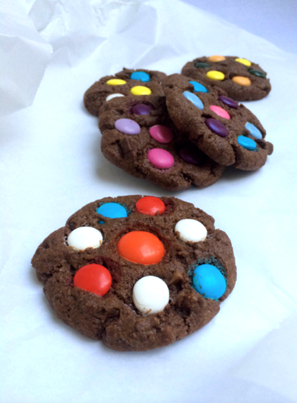dapeppa chocoladekoekjes zonder naam