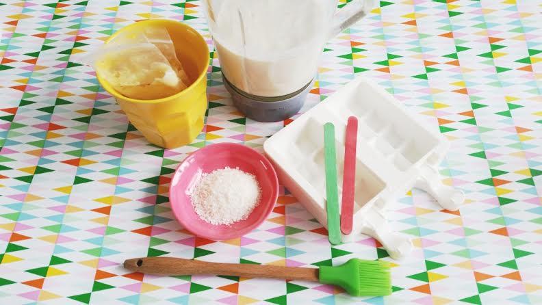 diy ijsjes maken