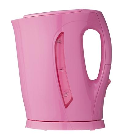 Roze waterkoker