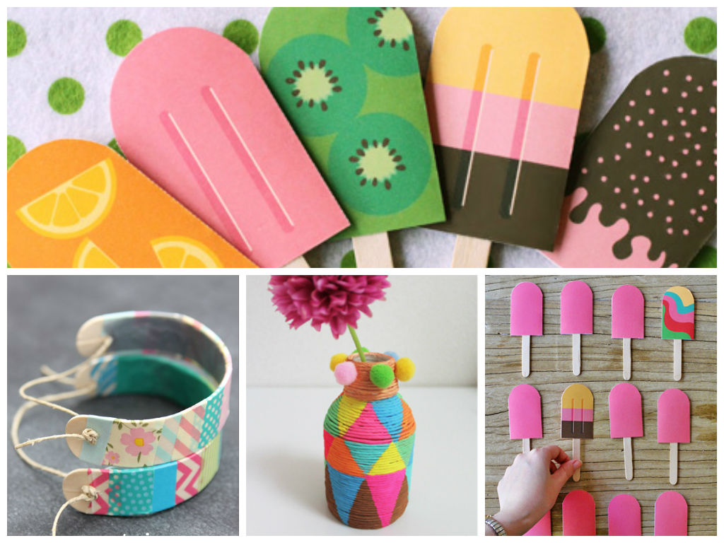 Crafts Home Decor Summer Diy S
