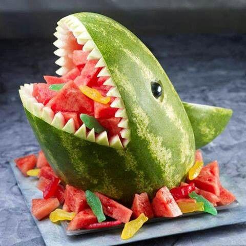 watermeloenhaai