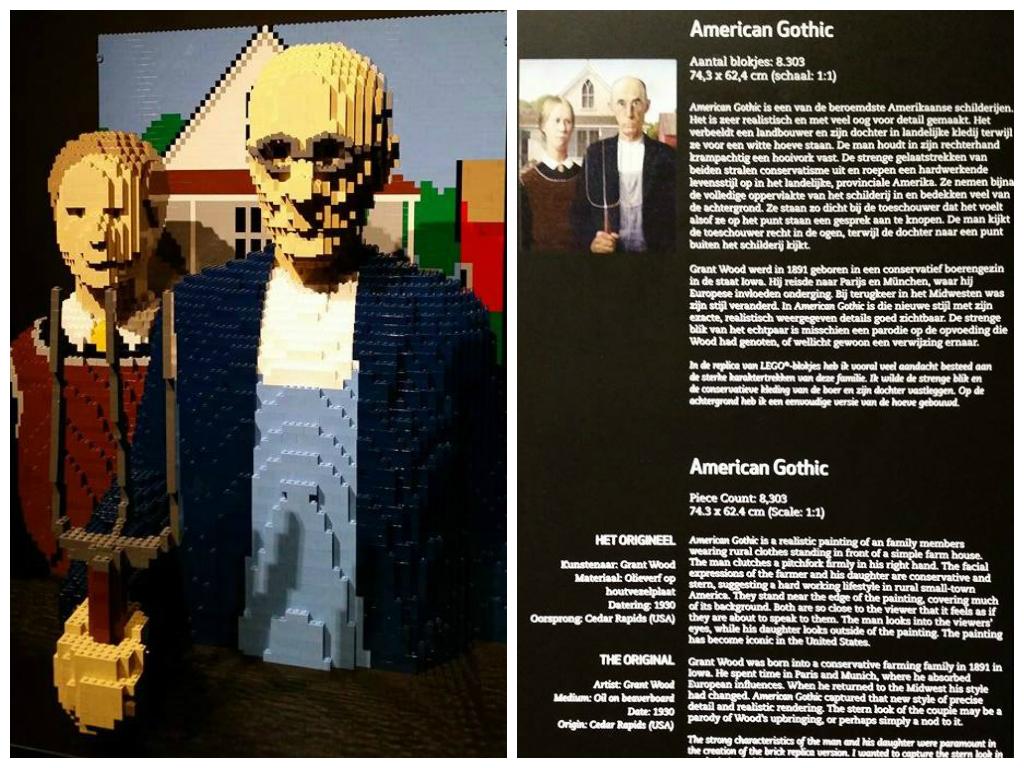 lego american gothic