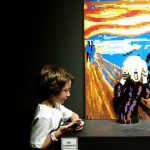 Bezoekje aan 'The Art Of The Brick' met Mika