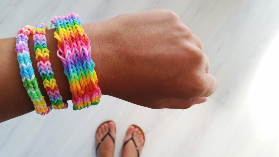 rainbow looms samen