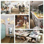 Pup-up store: Libelle Beach Café in Haarlem