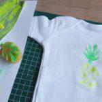 DIY: Baby Rompertjes Stempelen
