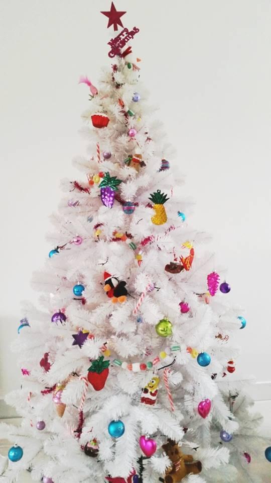 kerstboom af