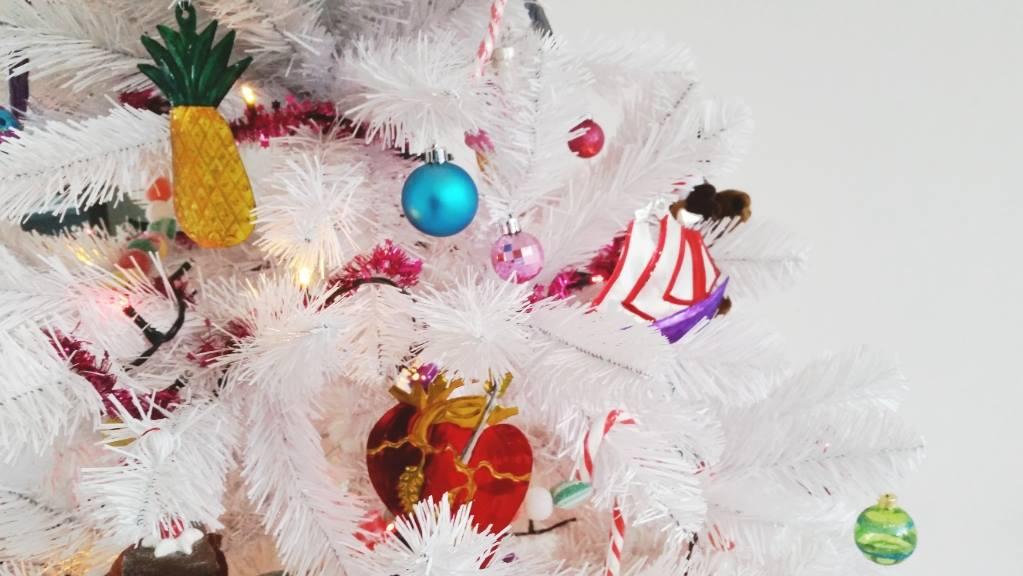 kerstboom close up 4