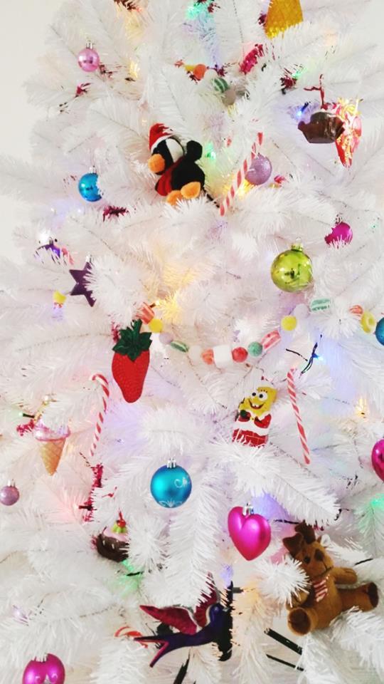 kerstboom close up 7