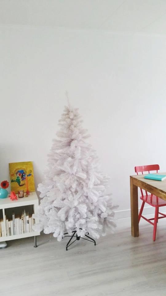 kerstboom optuigen stap 1