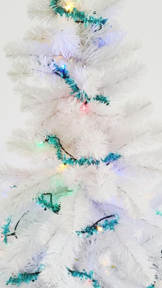kerstboom optuigen stap 3