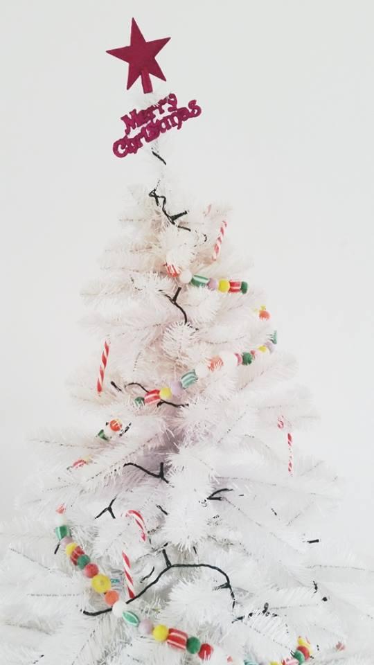 kerstboom optuigen stap 4