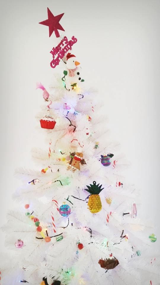 kerstboom ornamenten groot