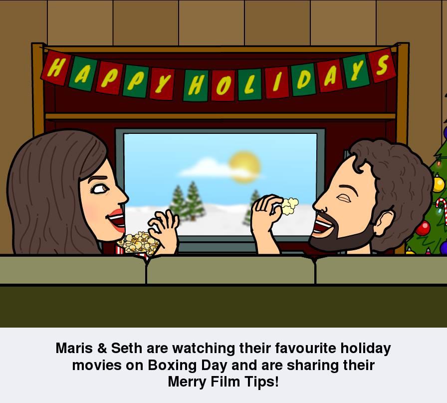 kerstfilmtips Hare Maristeit