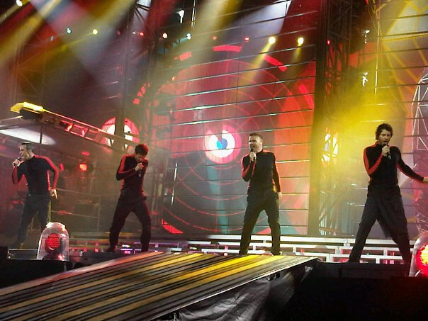 Take That Live 2011 Amsterdam