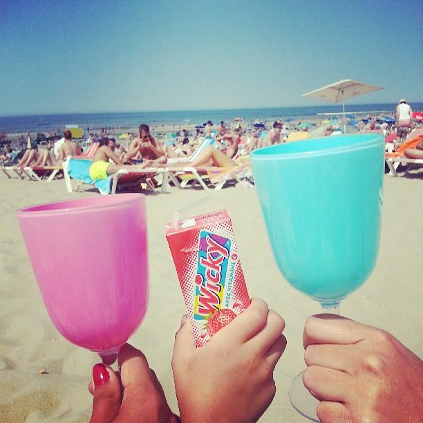 strand 2013 samen