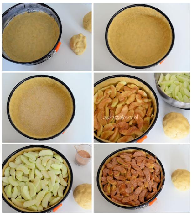 How to appeltaart maken