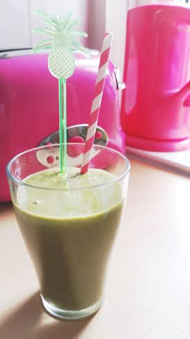fruitige spinazie smoothie