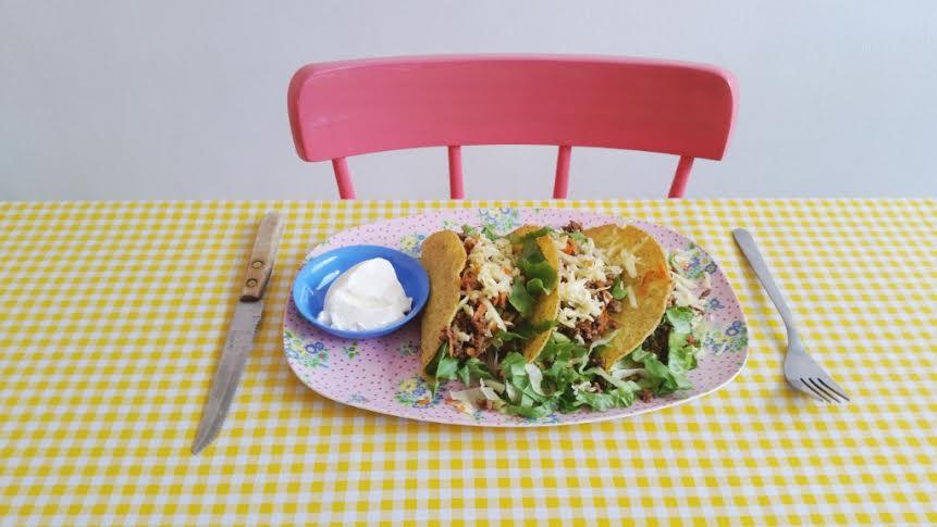 taco andijvie