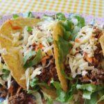 Taco's Met Andijvie & Gehakt