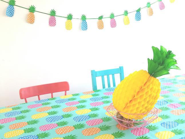 ananas slinger