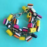DIY Armband Met Engelse Dropjes + WINACTIE!