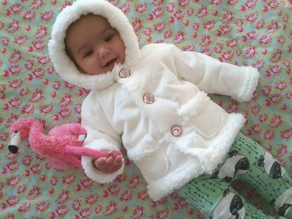 restyling babyjasje Norah