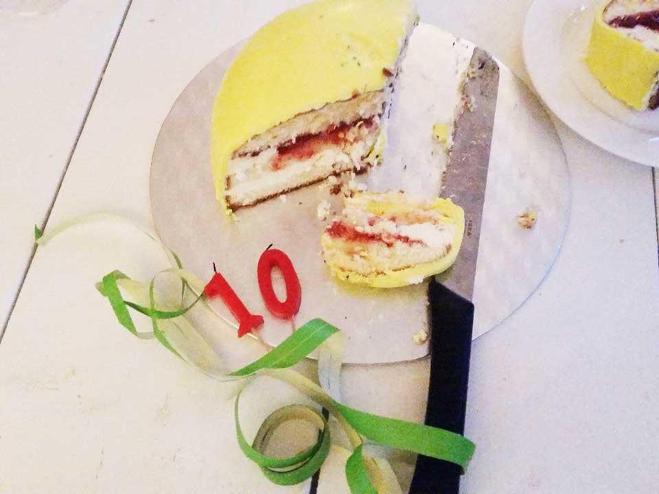 mika-10-jaar-taart