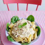 Goedkope Studentenmaaltijd: Pasta met Champignonsaus
