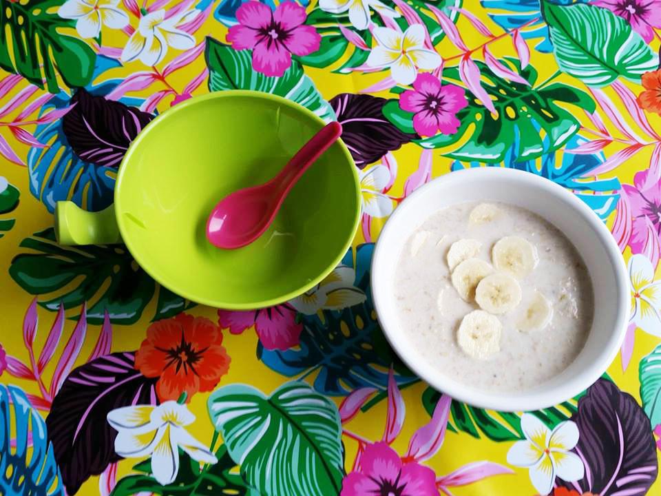 rosti mepal loomm bowl oatmeal