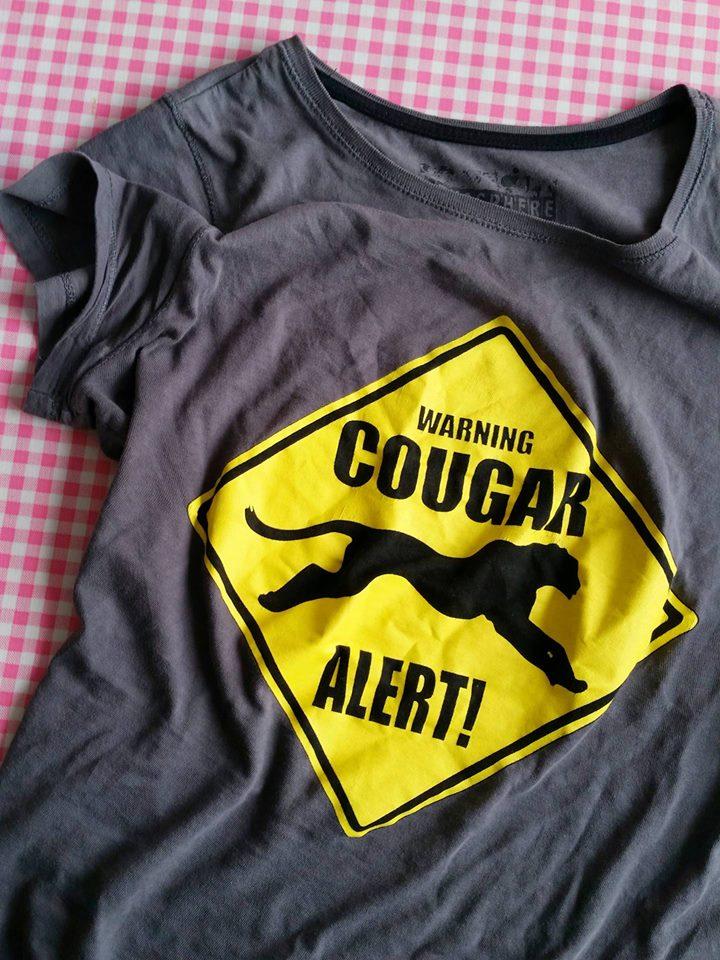 cougar alert