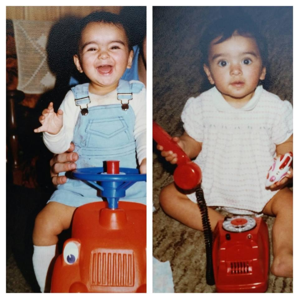 retro baby maris