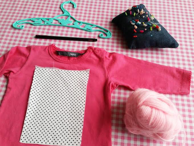babyshirt-Pasen-benodigdheden