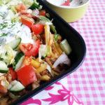 Zelf maken: (VEGA) Kapsalon van de Kebabzaak, zonder kleffe friet of laffe knoflooksaus