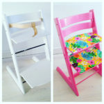 DIY: Kinderstoel Make Over