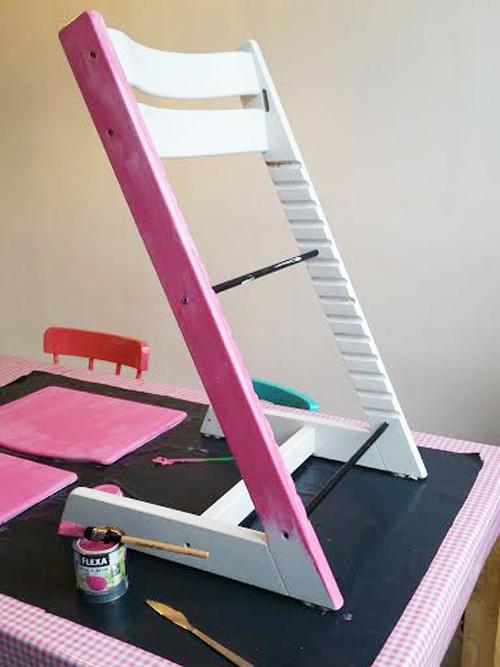 schilderen zonder af te plakken
