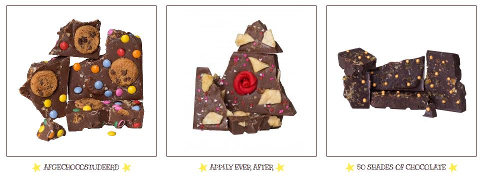 chocolade cadeaus