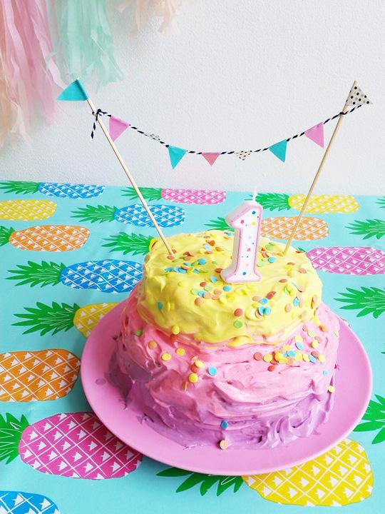 colourful-confetti-cake