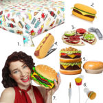 Zero Calories Fastfood Shoptips!