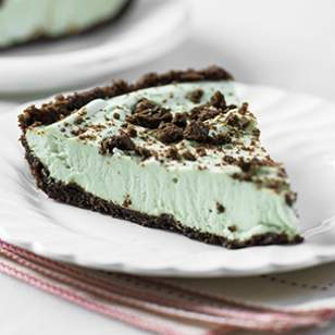 grasshoper ice cream pie
