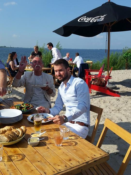 party food blijburg aan zee
